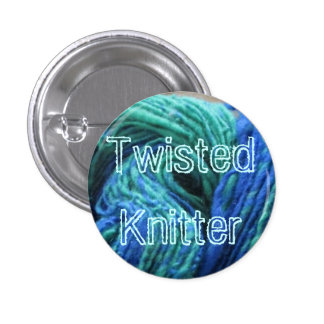 Twisted Knitter Pin