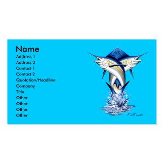 Fishing charter business cards 191 fishing charter for Fishing charter business cards