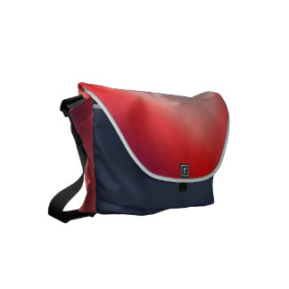 Twisted Mix Small Messenger Bag