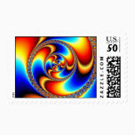 twisted postage