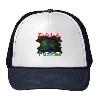 Twisted Puzzles Trucker Hat