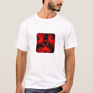 Twisted Red T-Shirt