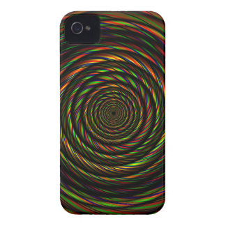 Twisted RGB Wires Case-Mate iPhone 4 Case