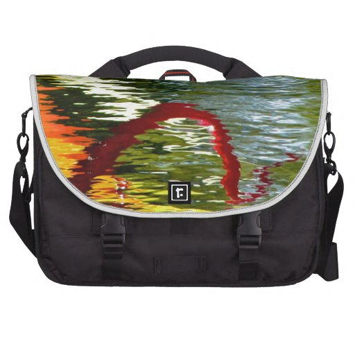 Twisted Ripples Commuter Bag