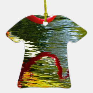 Twisted Ripples Christmas Ornament