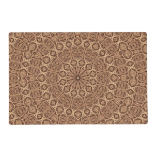 Twisted Rope Colorful Placemats