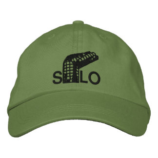 Twisted Silo Embroidered Baseball Cap