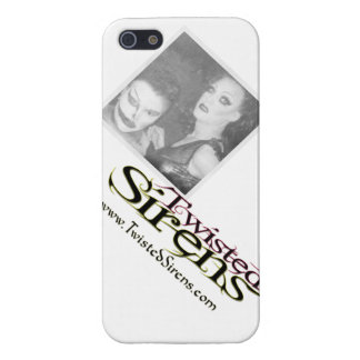 Twisted Sirens Photo iPhone 5 Case