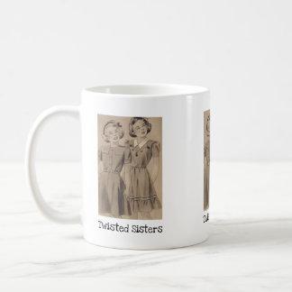 Twisted Sisters Coffee Mug