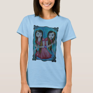 Twisted Sisters T Shirt Designs