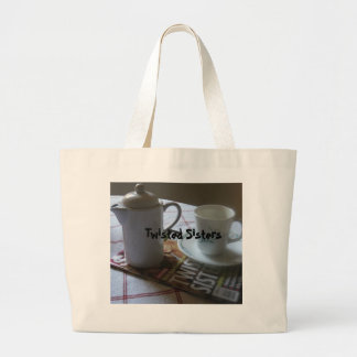 Twisted Sisters Tote Bag