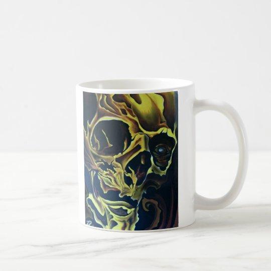 twisted skulls 2 mug
