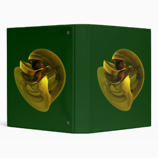 Twisted Snail -Gold Binder