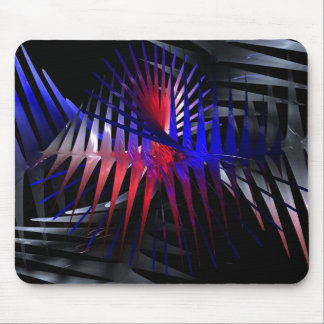 Twisted Steel Mouse Pad