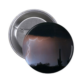 Twisted Storm Pinback Buttons
