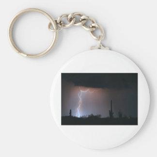 Twisted Storm Keychain
