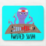 Twisted Sushi Mouse Mats