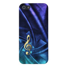 Twisted Treble Music iPhone Case Covers For iPhone 5