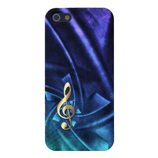 Twisted Treble Music iPhone Case