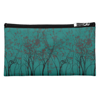 Twisted Tree Forest Cosmetic Bag
