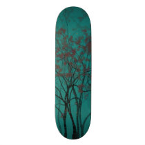 Twisted Tree Forest Skateboard