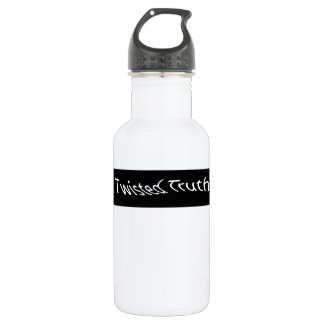 twisted truth 18oz water bottle