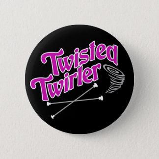 Twisted Twirler Button