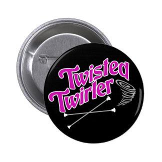 Twisted Twirler Pins