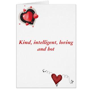 Twisted Valentine Card