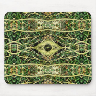 Twisted Vines Mouse Pad