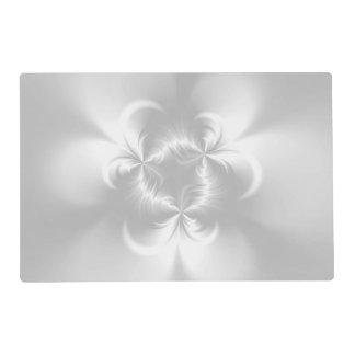 Twisted White Pearl Placemat