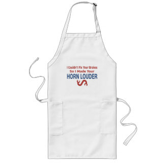 Twisted Wrench - Brakes & Horn Long Apron