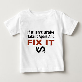 Twisted Wrench - FIX IT Baby T-Shirt