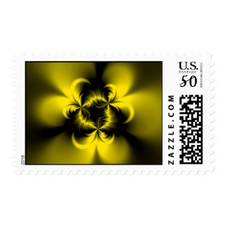 Twisted Yellow Postage