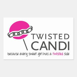 TwistedCandi Sticker