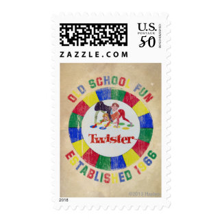 Twister Badge Postage
