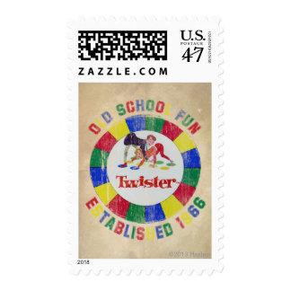 Twister Badge Stamp