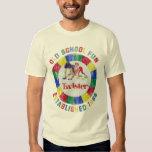 Twister Badge T Shirt