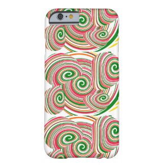 Twister, digital art design barely there iPhone 6 case