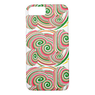Twister, digital art design iPhone 7 case