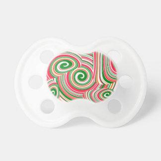 Twister, digital art design BooginHead pacifier