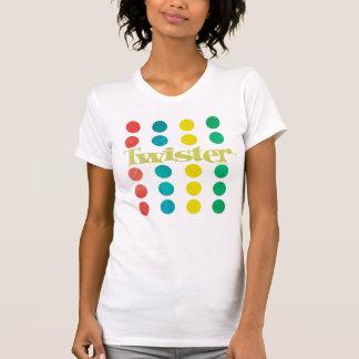 Twister Logo in Game Mat T-Shirt