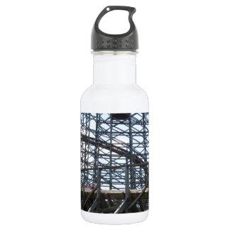 Twister Roller Coaster Knoebels 18oz Water Bottle