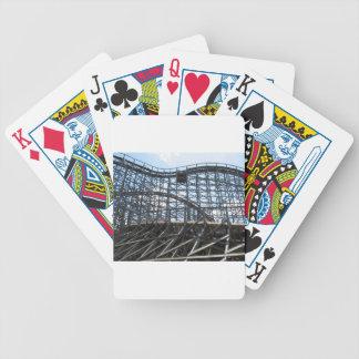 Twister Roller Coaster Knoebels Card Decks