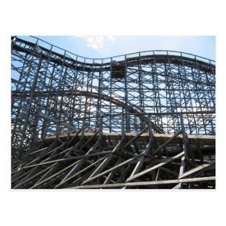 Twister Roller Coaster Knoebels Post Cards