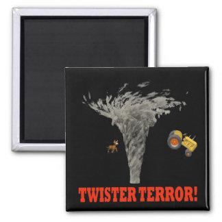 Twister Terror Refrigerator Magnets