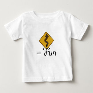 Twisties are Fun Baby T-Shirt