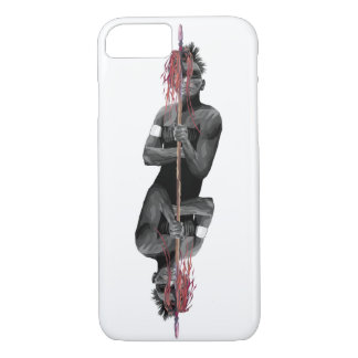 Twistin' Indin' iPhone 7 Case