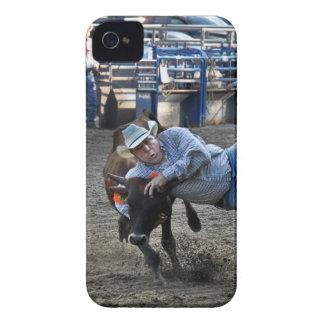 Twisting Horns iPhone 4 Case-Mate Case