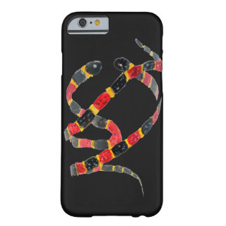 Twisting Snake Art Barely There iPhone 6 Case